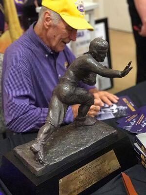 Billy Cannon Signing