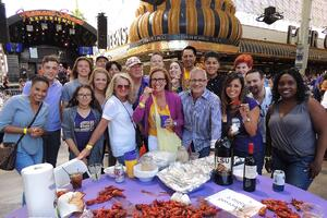 Sin City Tigers Crawfish Boil