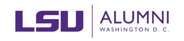 LSU Alumni Washington D.C. Chapter