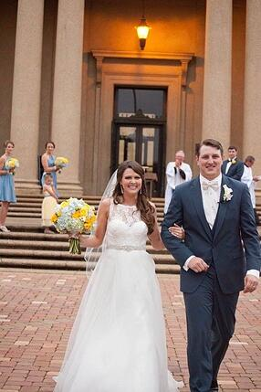 Lacey Allphin Anderson - Wedding