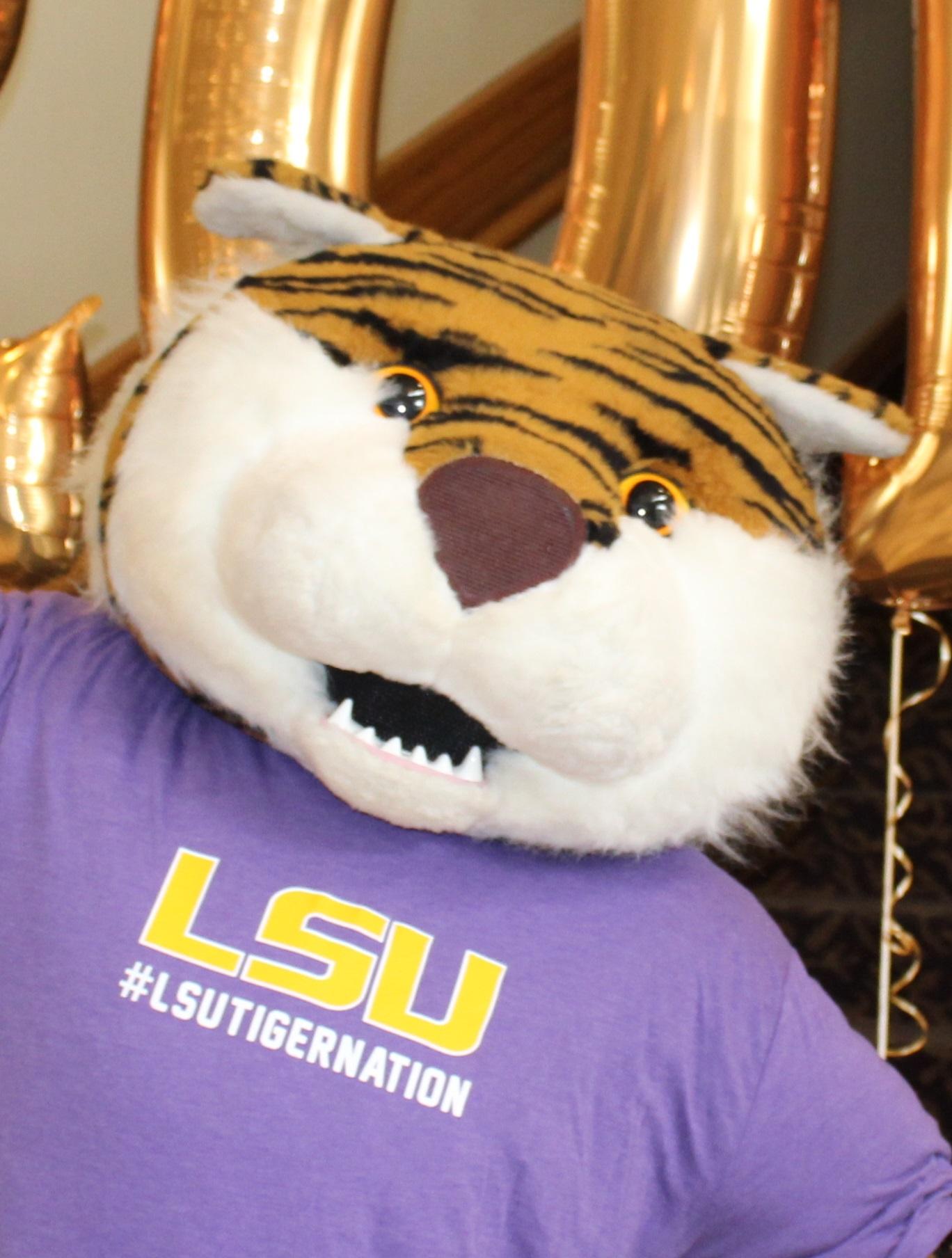 LSU Alumni Association Staff