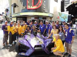 LSU Three Wheel Roadster Las Vegas