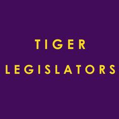 Tiger Legislators