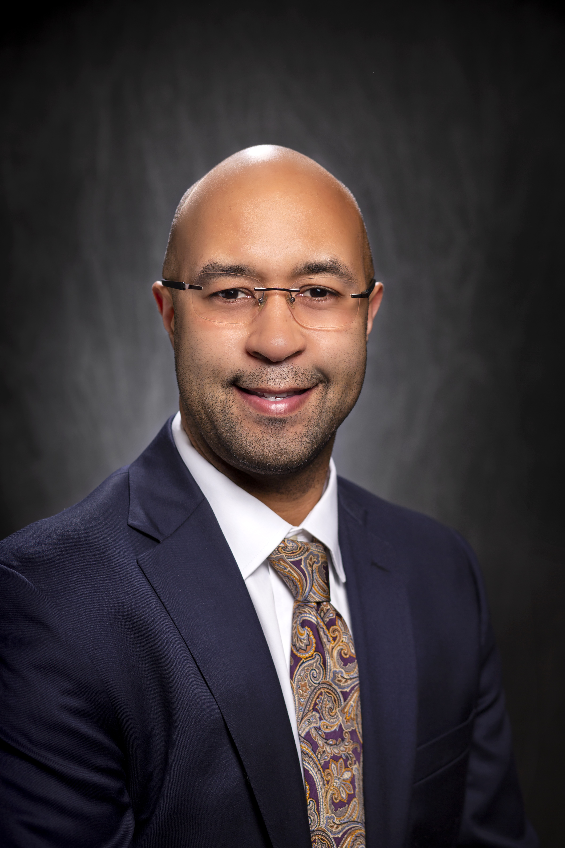 Dr. Corey G. Foster