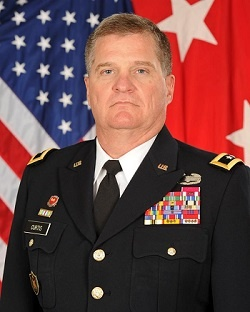 Major General Glenn H. Curtis