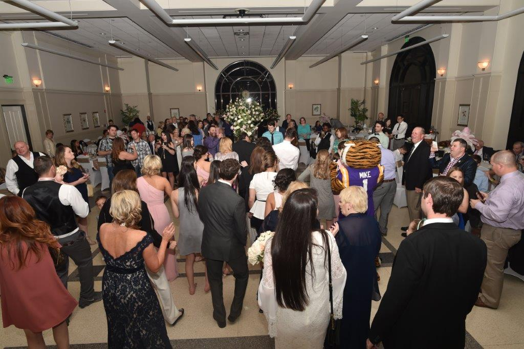 Wedding Receptions In Baton Rouge Wedding Receptions At Lsu