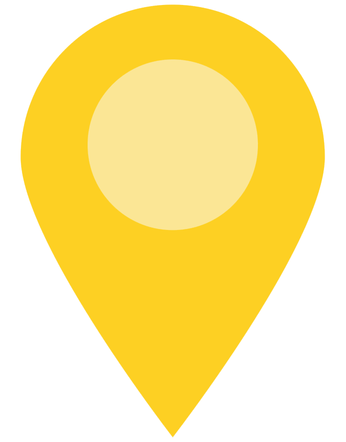 location pin- crawfishboil map